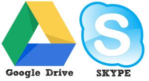 drive-and-skype