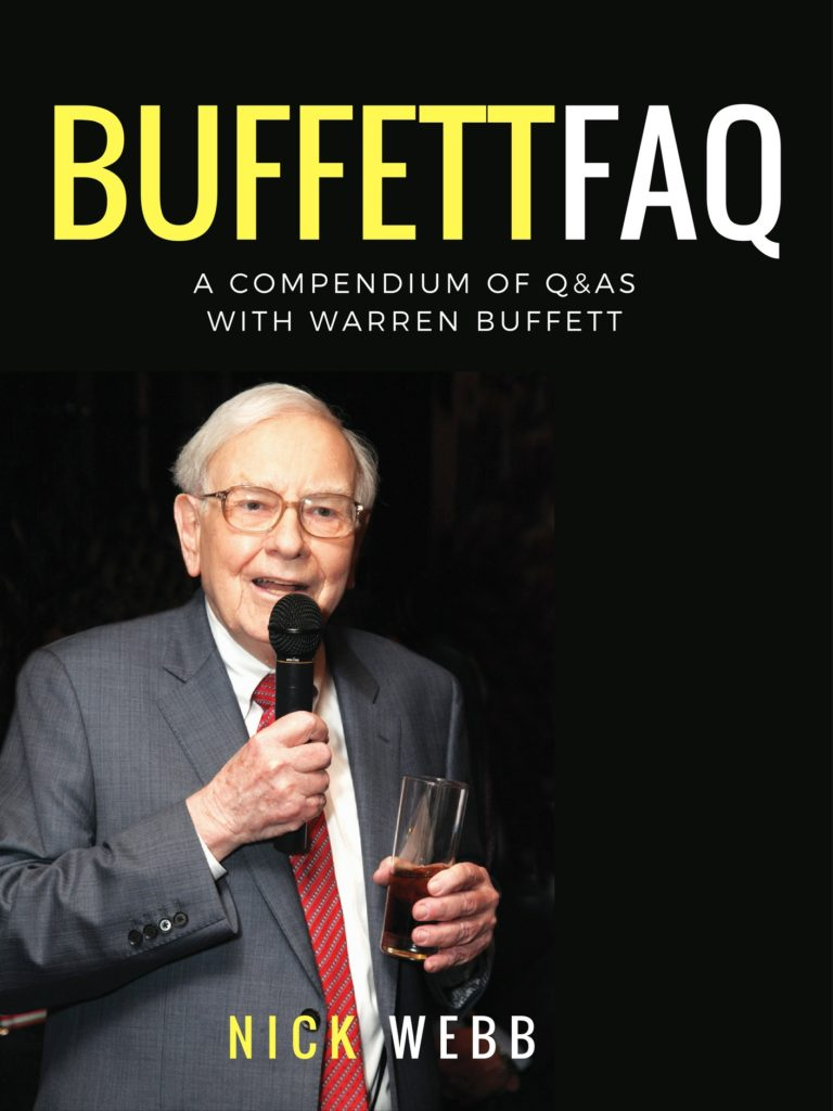 buffett faq ebook his wisdom in q a format pstrand