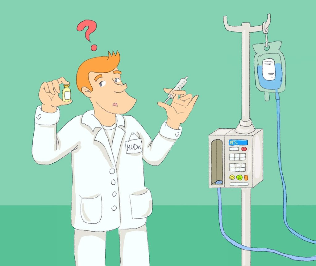 How much Morphine should I use?